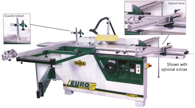 Rojek PK300A Panel Saw