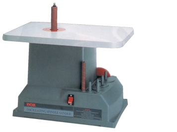 Ridgid oscillating edgebelt spindle sander review